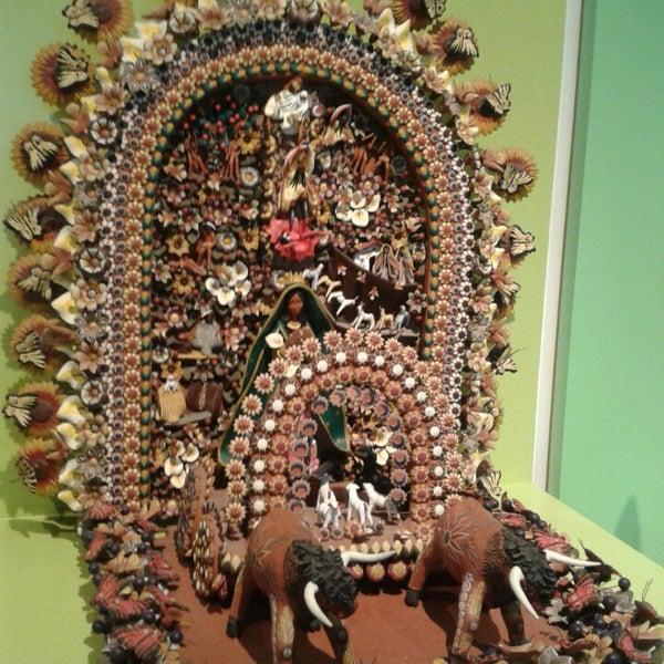 Снимок сделан в Museo de Arte Popular пользователем Tania P. 2/23/2014