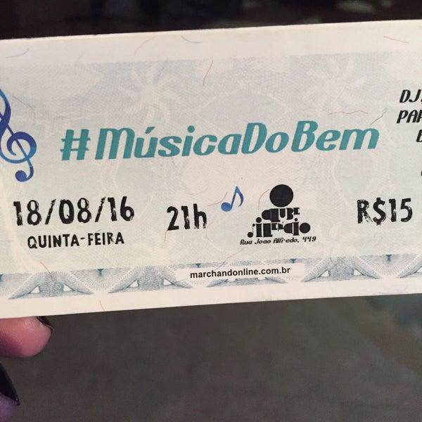 8/18/2016에 Carla B.님이 Clube Silêncio에서 찍은 사진