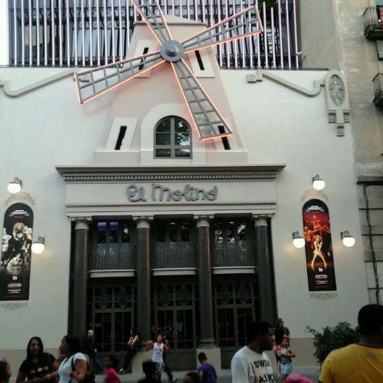 Foto tomada en El Molino por Tanit S. el 6/2/2012