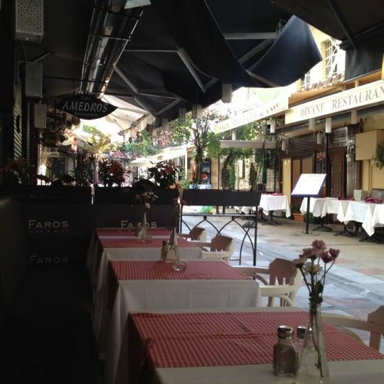 รูปภาพถ่ายที่ Faros Old City โดย Iskander D. เมื่อ 9/16/2012