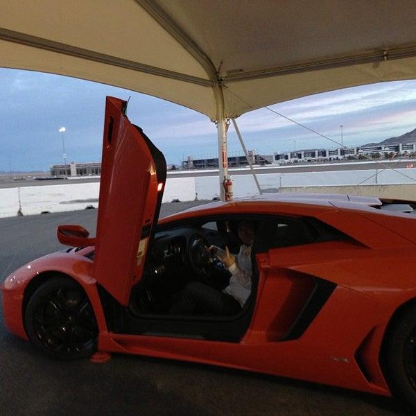 Снимок сделан в Exotics Racing пользователем John R. 1/14/2013