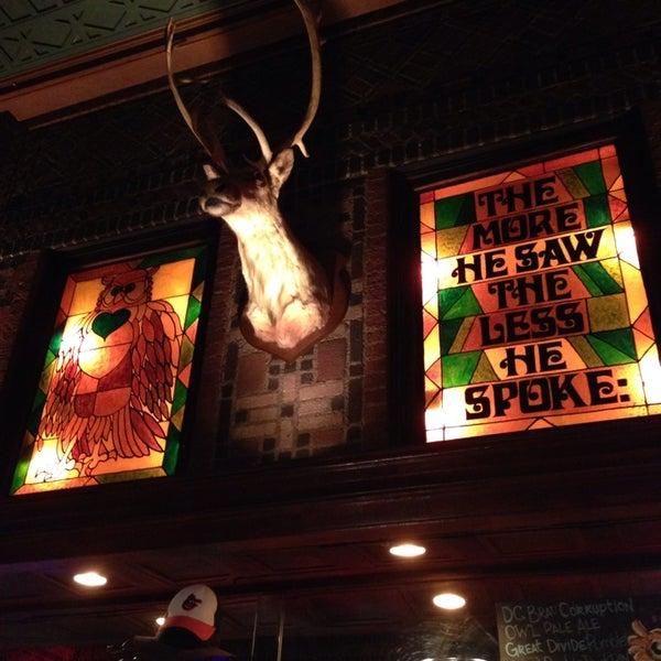 Foto diambil di The Owl Bar oleh al v. pada 7/10/2014