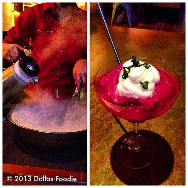 3/16/2013 tarihinde Dallas Foodie (.ziyaretçi tarafından Stampede 66 By Stephan Pyles'de çekilen fotoğraf