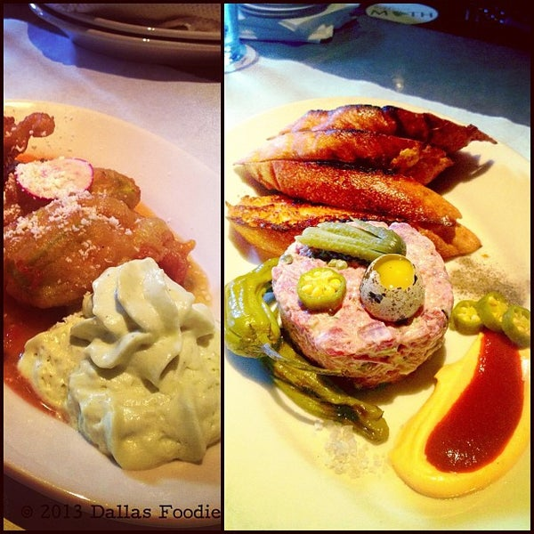 Photo taken at Meddlesome Moth by Dallas Foodie (. on 6/18/2013