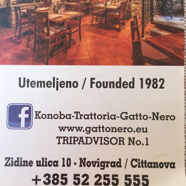 Foto Di Konoba Gatto Nero Zidine Uilica 10