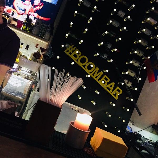 รูปภาพถ่ายที่ BOOM Bar โดย butterfly🦋 เมื่อ 11/18/2017