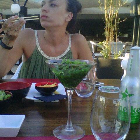 Das Foto wurde bei Sushipoint Ibiza von Maia M. am 9/24/2013 aufgenommen