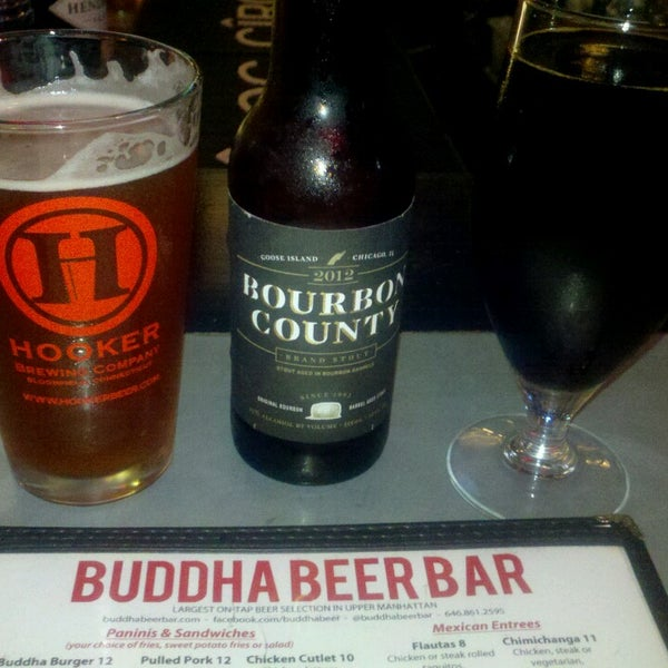 Foto diambil di Buddha Beer Bar oleh Sara F. pada 6/16/2013