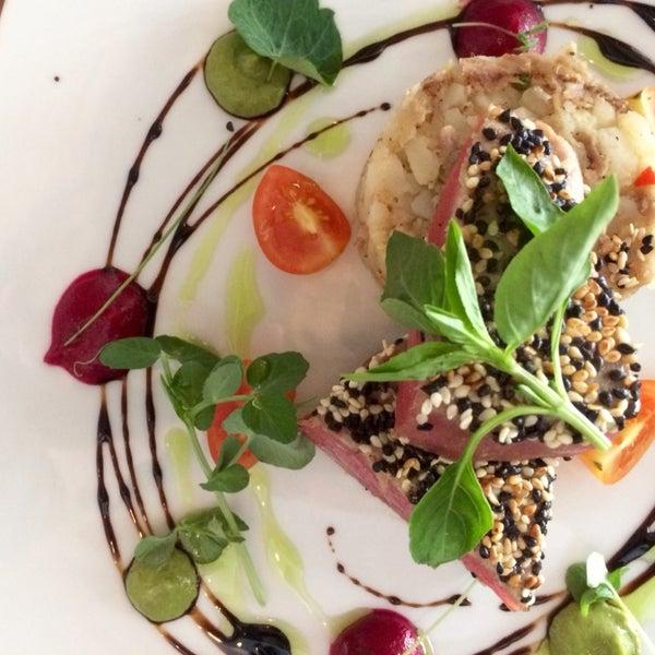 Son pocos los restaurantes en Guadalajara donde se puede disfrutar de un verdaderamente buen atún sellado :)