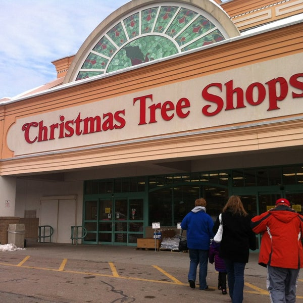 - Christmas Tree Shops - North Attleboro, MA