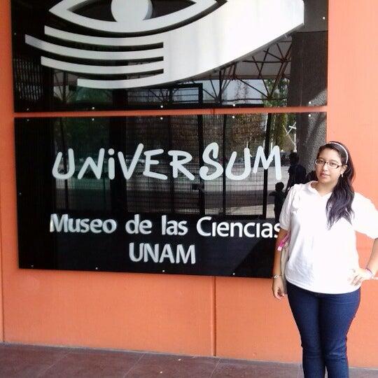 Foto diambil di Universum, Museo de las Ciencias oleh Jaime S. pada 2/24/2013