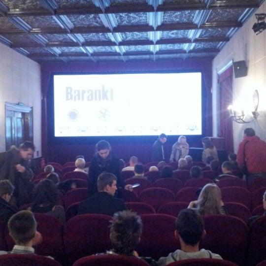 Foto tomada en Kino Pod Baranami por Olek L. el 10/27/2012