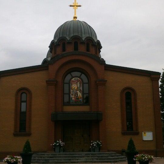 Serbisch-Orthodoxe Kirche Sv. Sava - Lichtenbroich