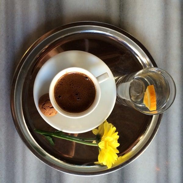 Traditional Turkish Coffee