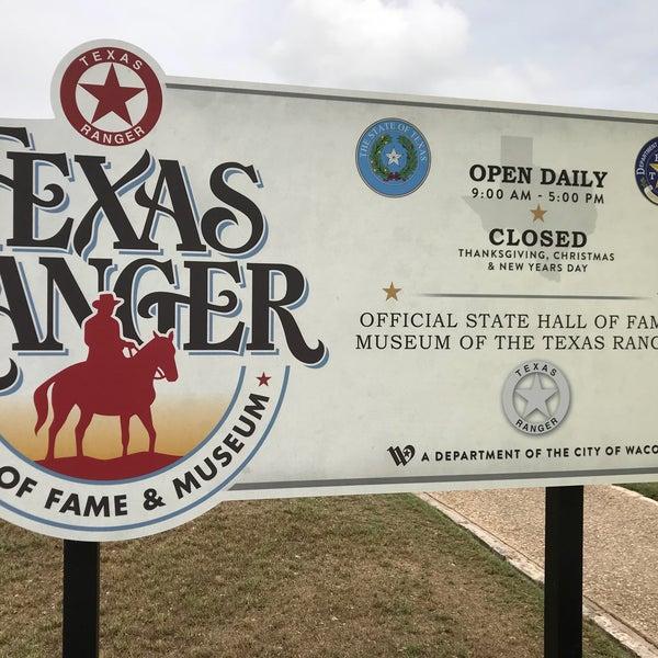 Foto scattata a Texas Ranger Hall of Fame and Museum da Donita W. il 8/12/2018