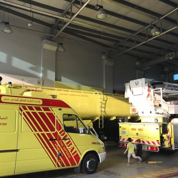 Photos at al manara fire station - المنارة - 2 tips