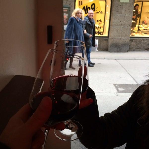 Muhteşem evyapımı brandi vede likörkeri var ayrıca geleneksel Avusturya şaraplarıda çok başarılı ayrıca ne içmek isterseniz deneme şansınızda var