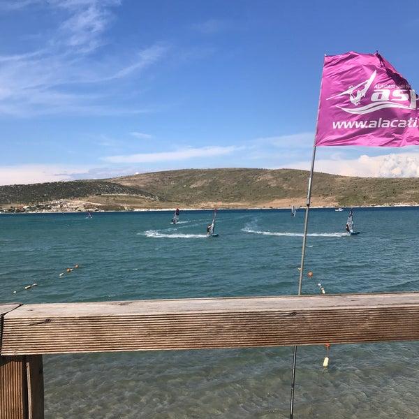 5/28/2020에 Damla M.님이 Alaçatı Surf Paradise Club에서 찍은 사진