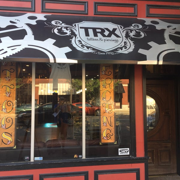 Photos at TRX Tattoo - Tower Grove South - 3207 S Grand Blvd