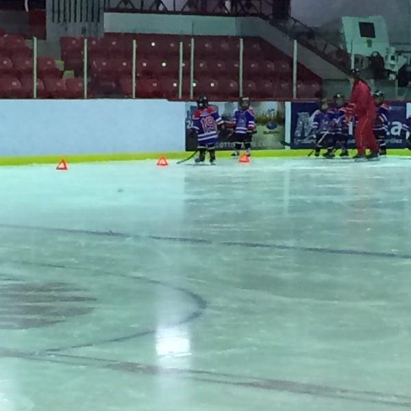 Photos At Arena Martin Brodeur Hockey Arena In Montreal