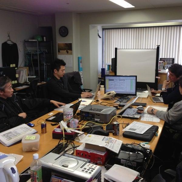 4/14/2013にRyusuke H.がビィズ クロコ 本社で撮った写真