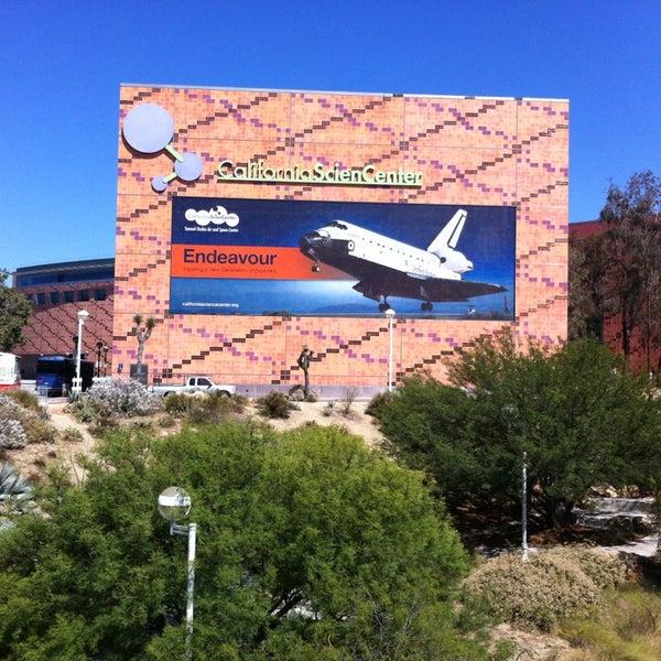 Das Foto wurde bei California Science Center von Devans00 .. am 7/17/2013 aufgenommen