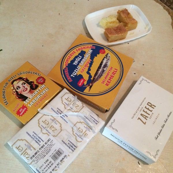 Peynir Helvası Fırınlanmış Peynir Helvası Kızlı Sardalya Kemerli.