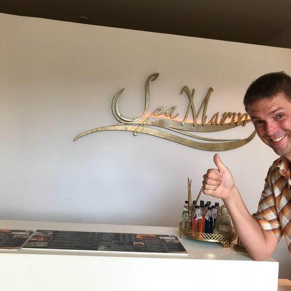 8/29/2018 tarihinde Nihan A.ziyaretçi tarafından Spa Marin'de çekilen fotoğraf