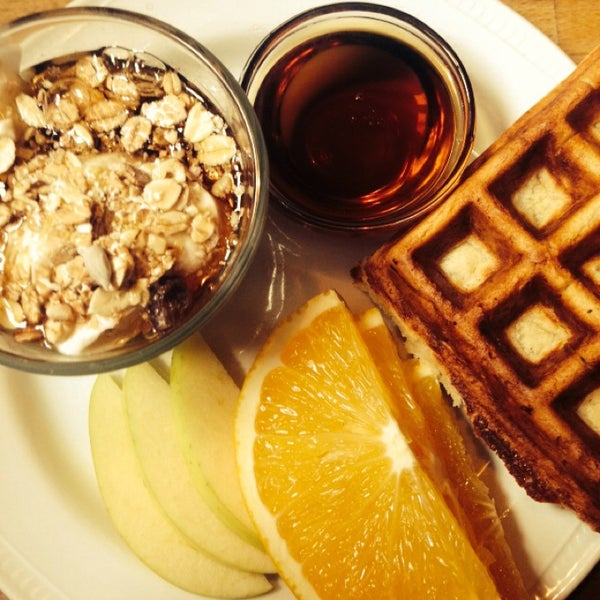 Take the Luxus Brunch! You won't be disappointed