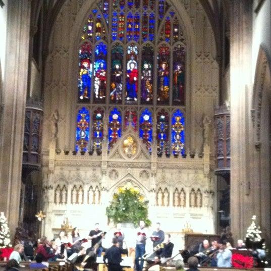 Photo prise au Trinity Church par Mary Rose le12/31/2012