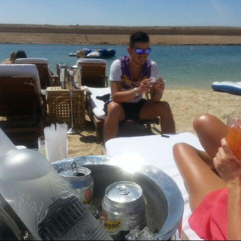Снимок сделан в Blue Marlin Ibiza пользователем Julia B. 3/29/2013