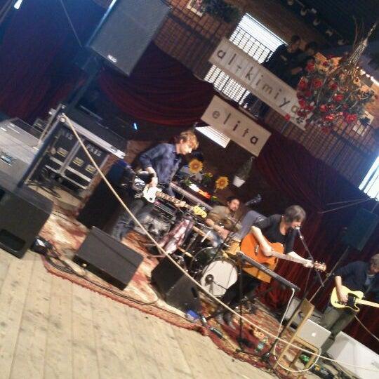 Снимок сделан в Teatro Franco Parenti пользователем Andrea S. 3/18/2012