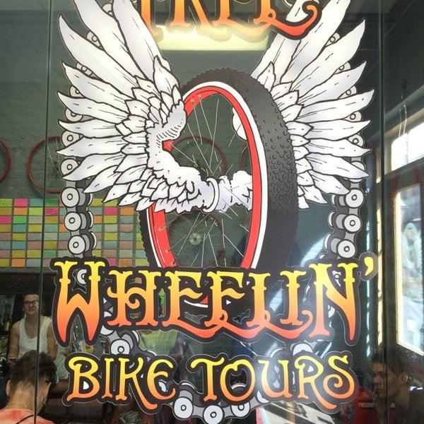 6/16/2014にAdam W.がFreeWheelin' Bike Toursで撮った写真