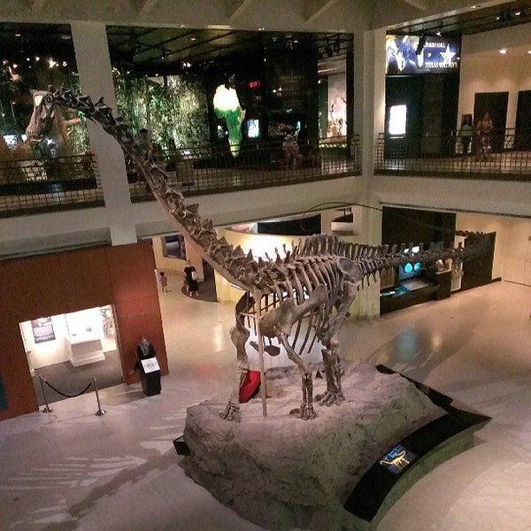 Foto scattata a Houston Museum of Natural Science da Andrew W. il 7/7/2013