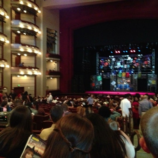 Foto tirada no(a) Adrienne Arsht Center for the Performing Arts por Danny D. em 12/8/2012