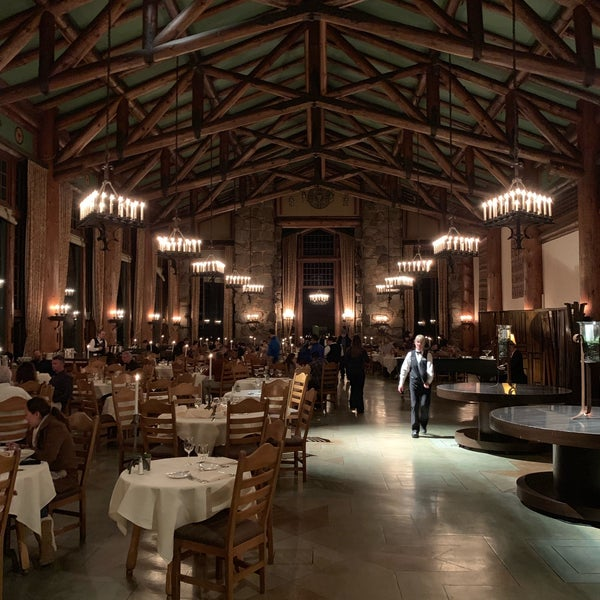 Photos At The Majestic Yosemite Dining Room