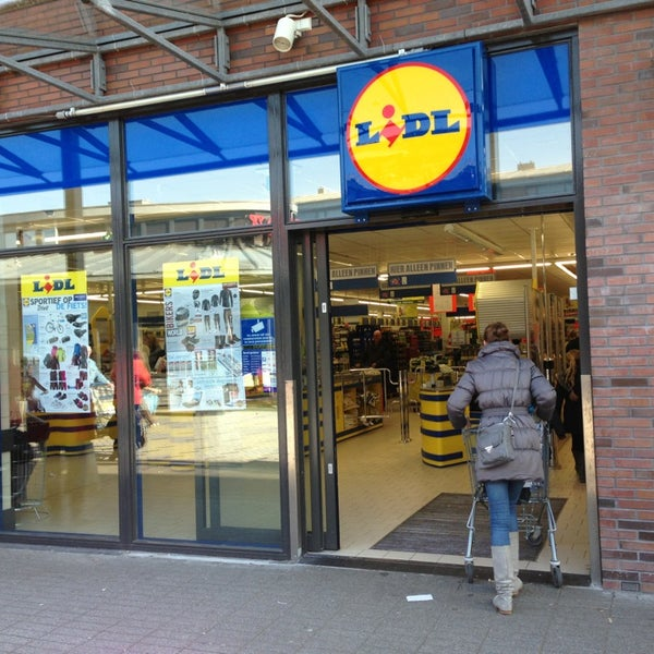 Photos At Lidl Supermarket In Nieuw Vennep