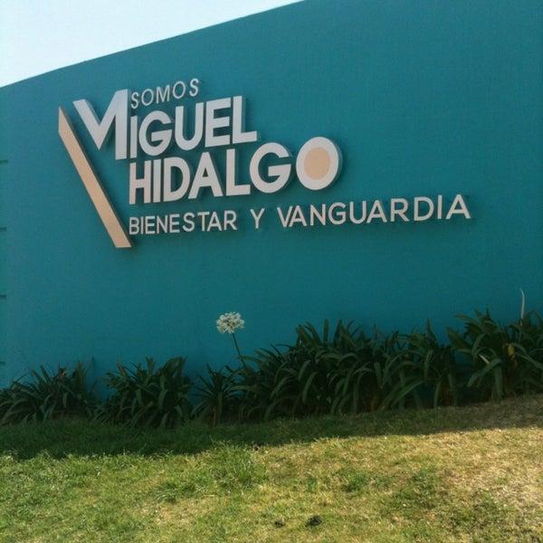 Delegación Miguel Hidalgo Observatorio Miguel Hidalgo