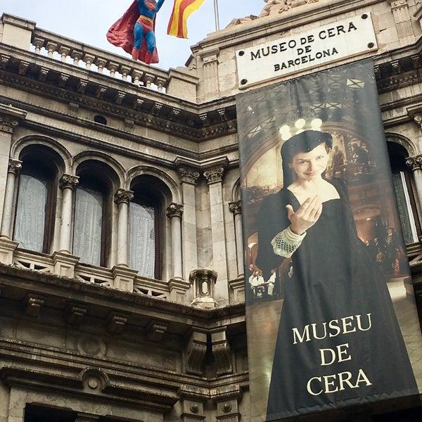 Foto diambil di Museu de Cera de Barcelona oleh Margarete B. pada 10/4/2017