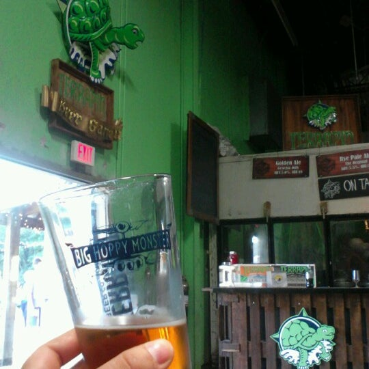 10/4/2012にemuchico W.がTerrapin Beer Co.で撮った写真