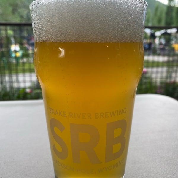 Das Foto wurde bei Snake River Brewery & Restaurant von Global H. am 6/26/2021 aufgenommen