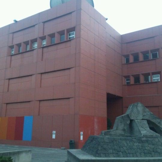 12/31/2012에 Uriel A.님이 Universum, Museo de las Ciencias에서 찍은 사진
