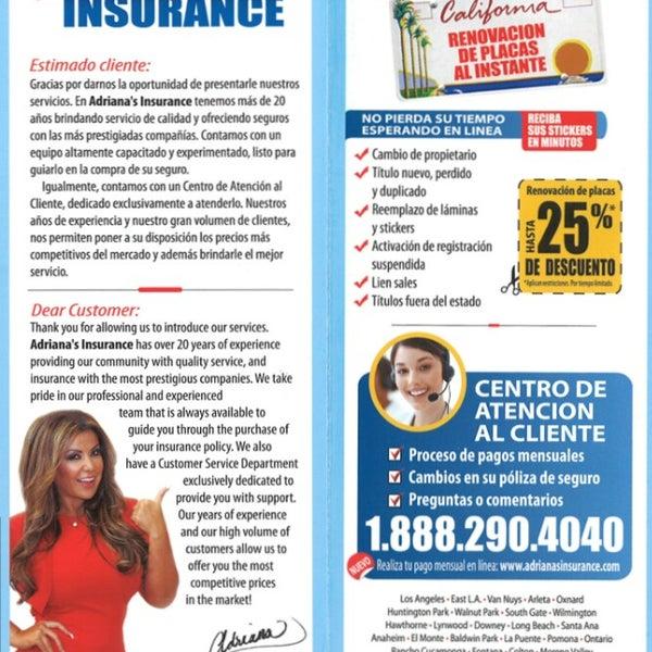 Photos At Adriana S Insurance Services 5 Tips