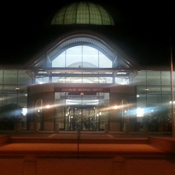 Lynchburg Regional Airport (LYH)