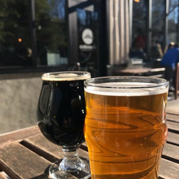 3/4/2018에 Mark P.님이 Caboose Brewing Company에서 찍은 사진