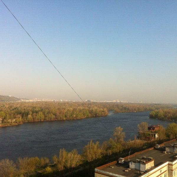 4/27/2013 tarihinde Maria G.ziyaretçi tarafından Готель «Славутич»  / Slavutych Hotel'de çekilen fotoğraf