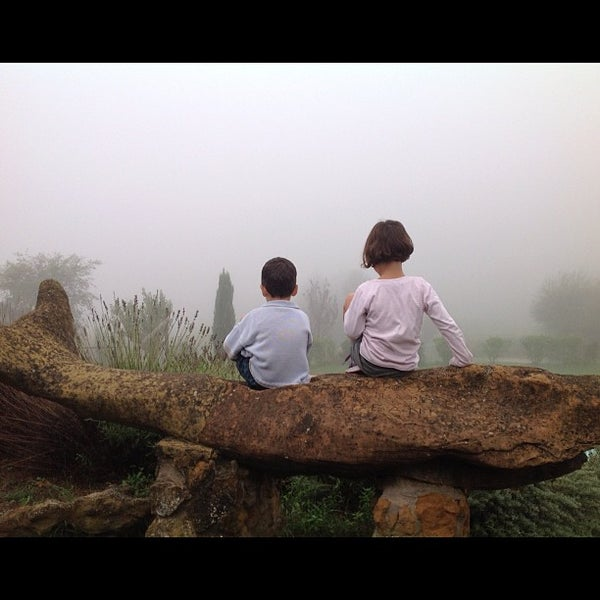 Foto tirada no(a) Agriturismo Poggio Pistolese por Simone G. em 9/30/2012