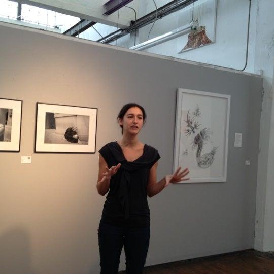 รูปภาพถ่ายที่ Bakehouse Art Complex โดย Terry G. เมื่อ 10/19/2012