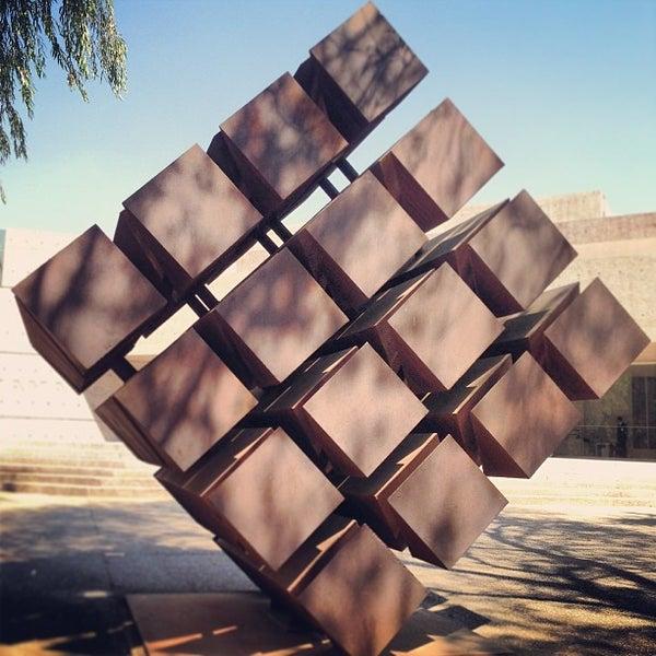 2/1/2013 tarihinde Gabo R.ziyaretçi tarafından Museo Tamayo'de çekilen fotoğraf