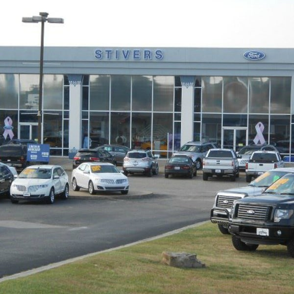 Stivers Ford Montgomery Al >> Photos At Stivers Ford Lincoln Mazda Montgomery Al
